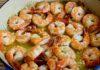 Fokhagymas-citromos garnela ragu - A tengeri herkentyuk kiralya