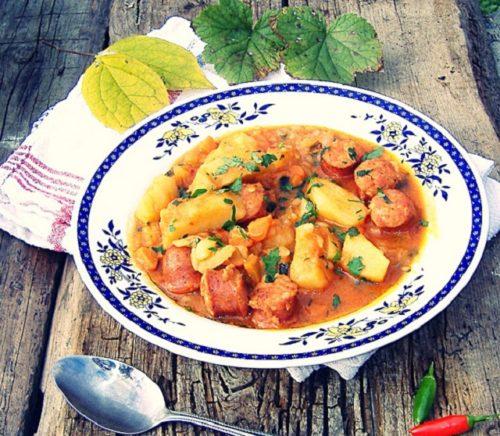 magyaros-paprikaskrumpli