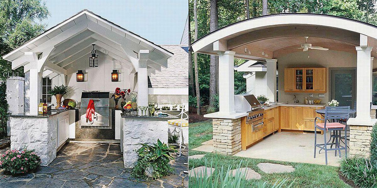 Bámulatos ötletek a nyári konyha kialakításához! - Ketkes.com