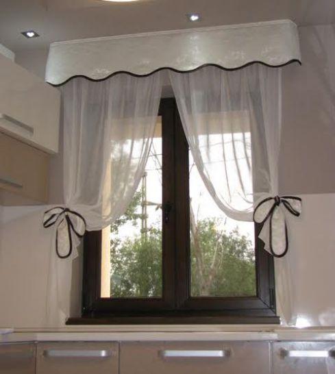20 káprázatos konyhai függöny ötlet, amitől hangulatosabb lesz a ...