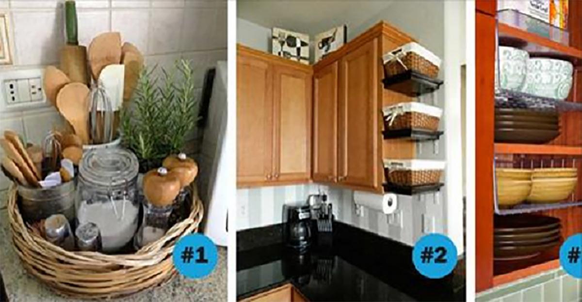 13 hihetetlen tipp, hogy mindig rend legyen a konyhában! - Ketkes.com