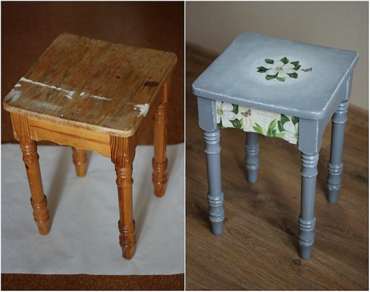 Реставрация стола своими руками: инструкции