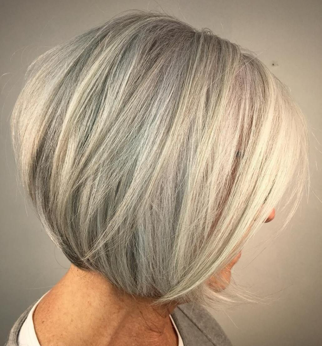Short Hairstyles For Fine Straight Hair Over 60 Uk