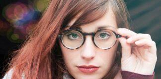 dioptriás szemüveg