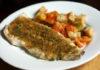 Sült halfilé ropogós héjjal - Zamatos hús ínyenc fűszerezéssel