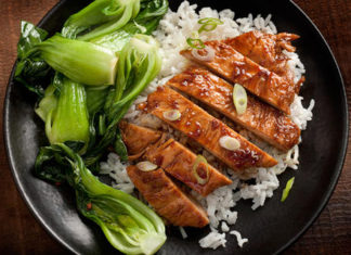 Könnyed Teriyaki csirke - Ázsia varázslatos ízei