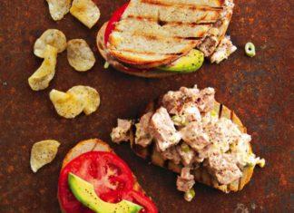 Grillezett tonhalas szendvics - Ha könnyed és gyors ebédre vágysz