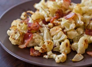 Baconos sult karfiol - Konnyed megis laktato
