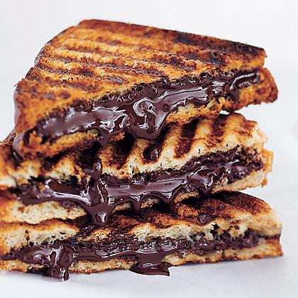 Csokolades melegszendvics - Senki nem gondola hogy milyen izletes