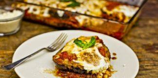Padlizsanos tojas mozzarellaval - Nagyszeru izek ebben az apro falatban