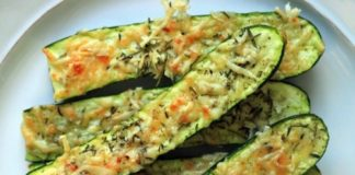 Ropogos sajtos-rozmaringos cukkini - A ropogos sajt es a puha cukkini inycsiklandi parositas